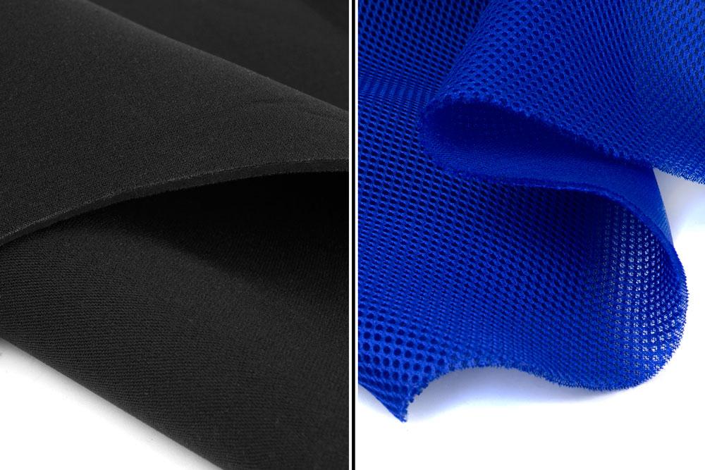 Внешний материал быстрых бинтов Dozen Pro Gel Air Blue