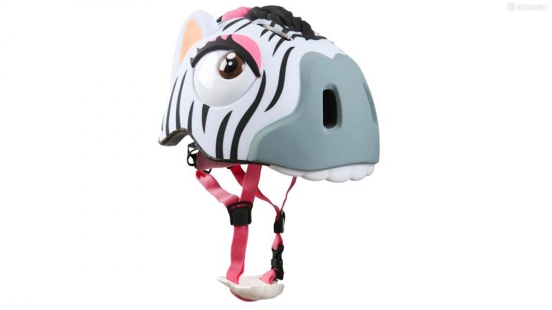 Шлем с дизайном Зебры