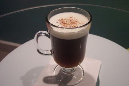 фото ирландского кофе в домашних условиях