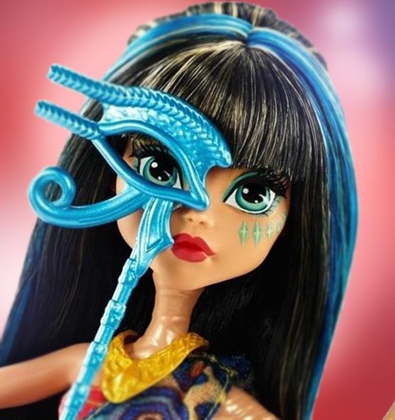 Кукла Клео Де Нил (Cleo de Nile), Монстр Хай