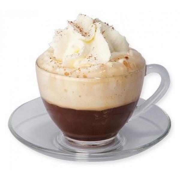 приготолвение кофе по венски фото
