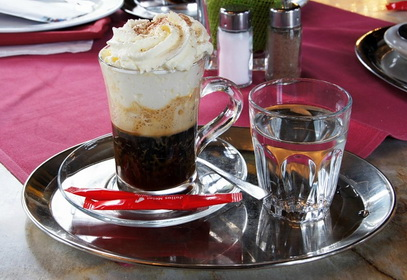 фото кофе по венски в домашних условиях