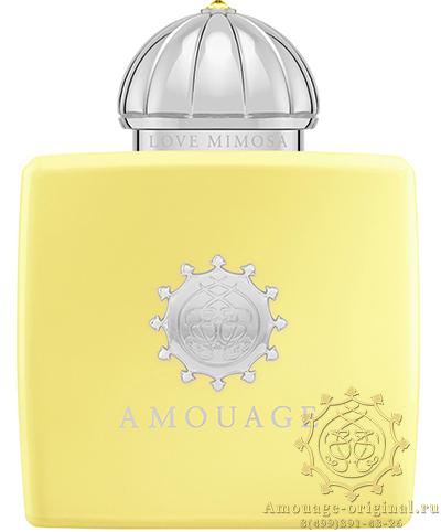 Amouage Mimosa Love