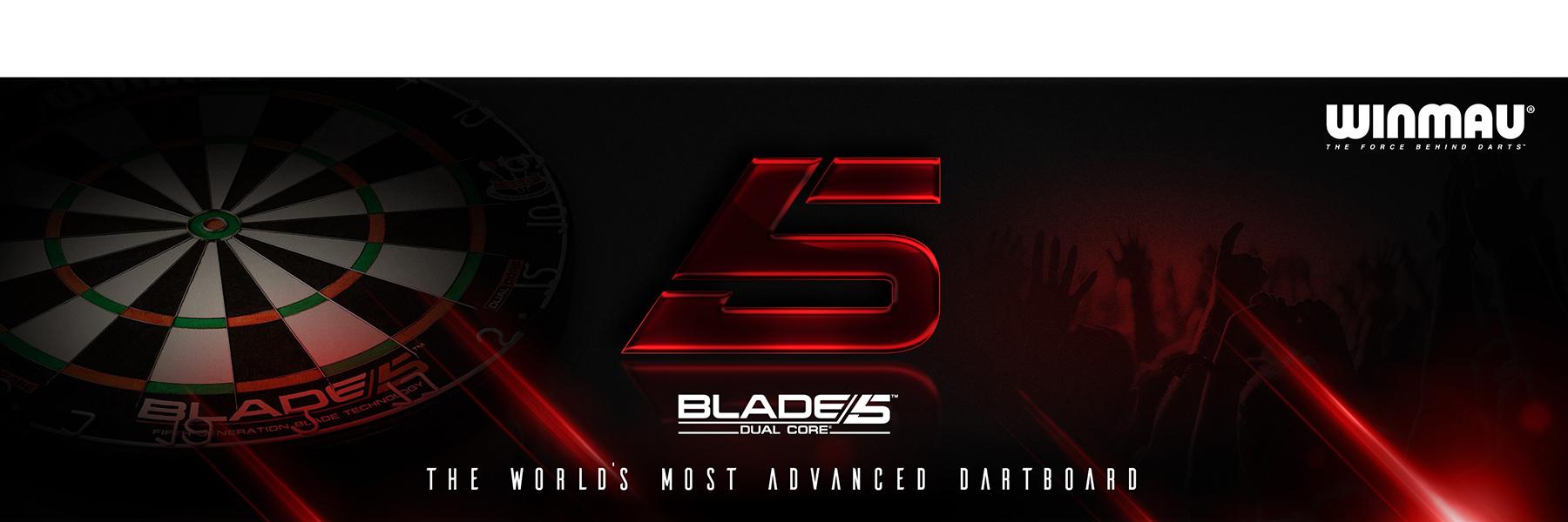 Мишень Winmau Blade 5