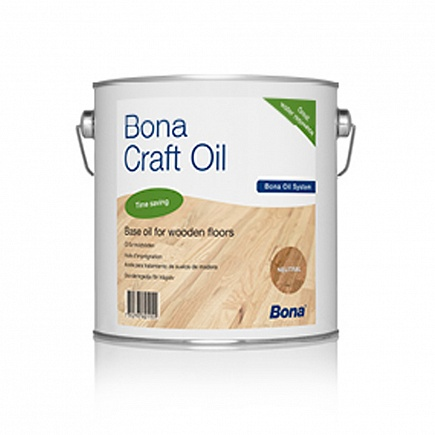 масло Bona Craft Oil (Бона Крафт Оил)