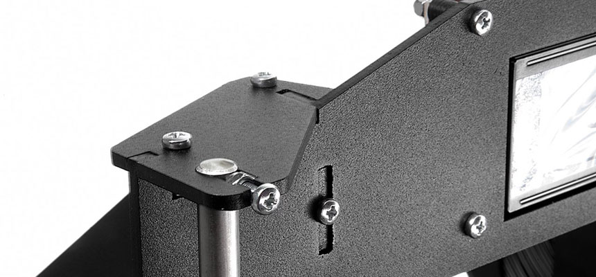 3д принтер roboino стальная рама