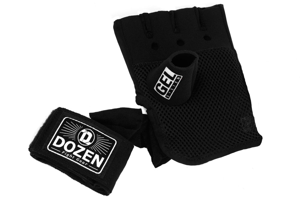 Вентиляция быстрых бинтов Dozen Pro Gel Air White