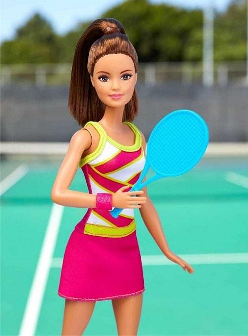 Кукла Барби из серии Карьера - Теннис