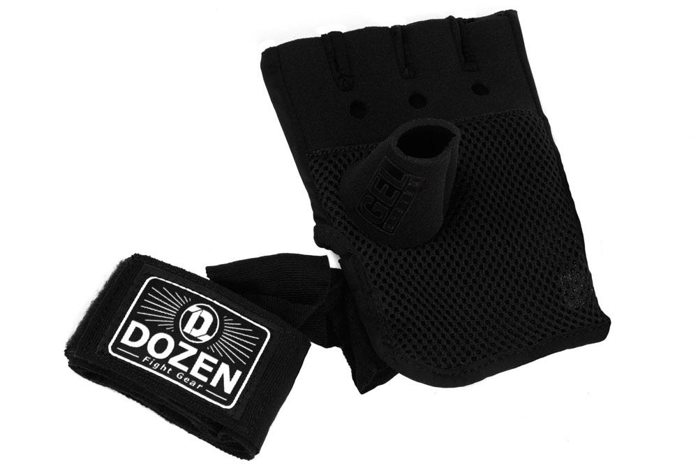 Вентиляция быстрых бинтов Dozen Pro Gel Air Black