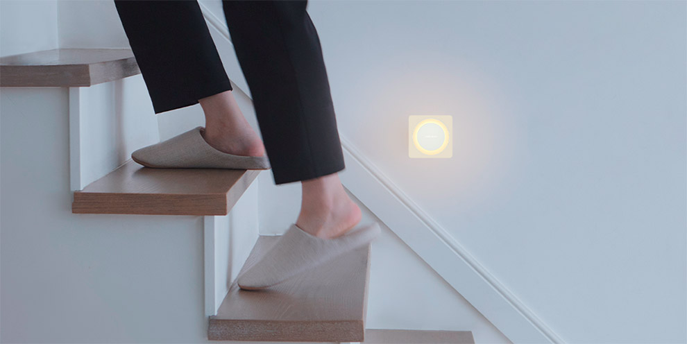 Ночник Yeelight Plug-in Light Sensor Nightlight (YLYD11YL)