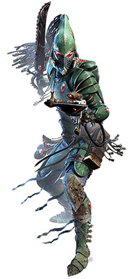 Eldar-Warhammer 40000