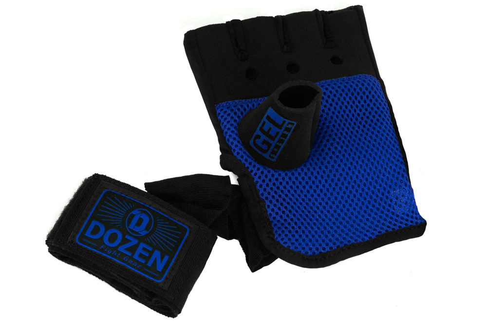 Вентиляция быстрых бинтов Dozen Pro Gel Air Blue