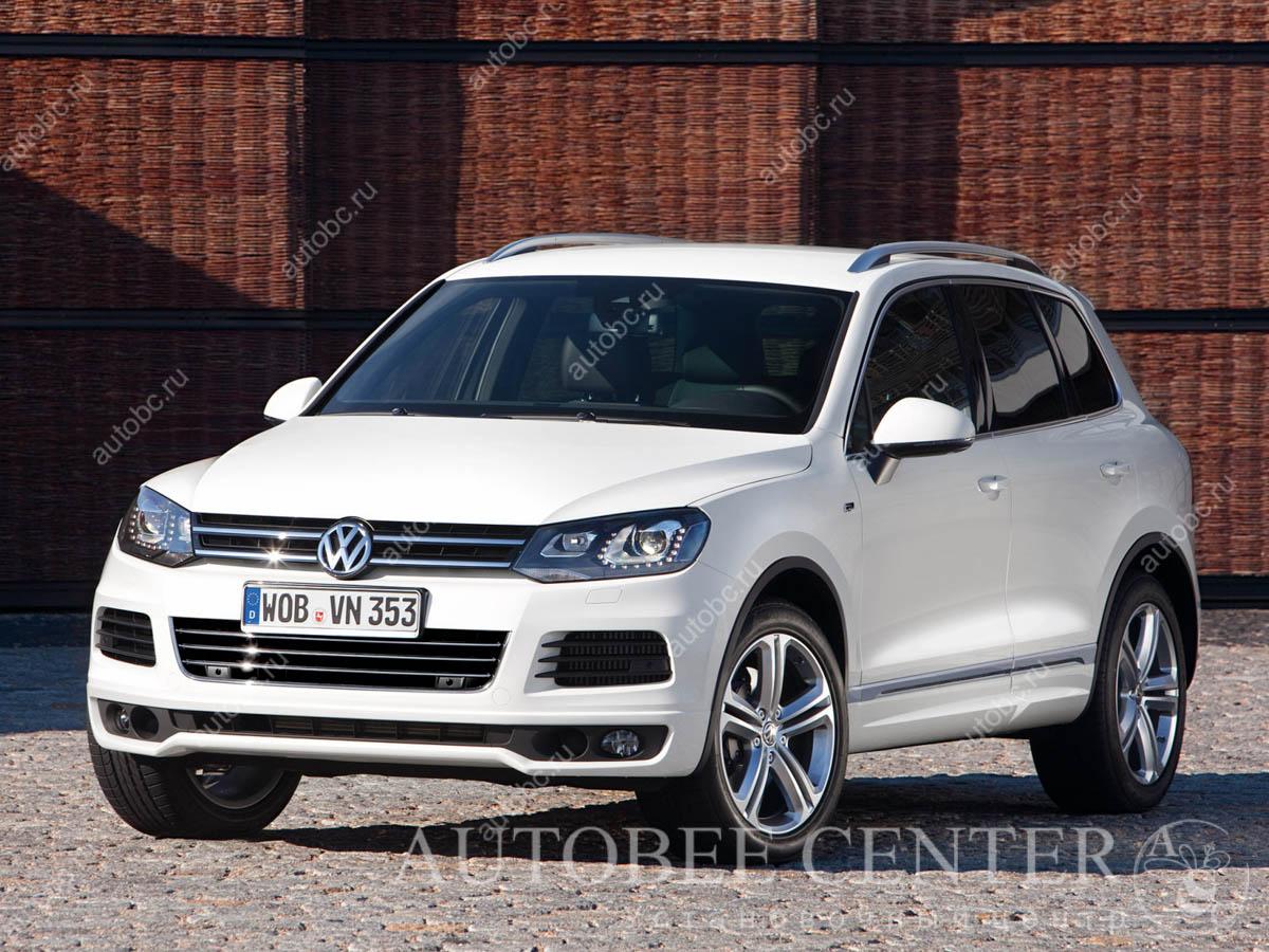 Volkswagen Touareg Стелс