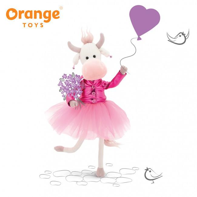 Коровка Милана Orange Toys 25 см
