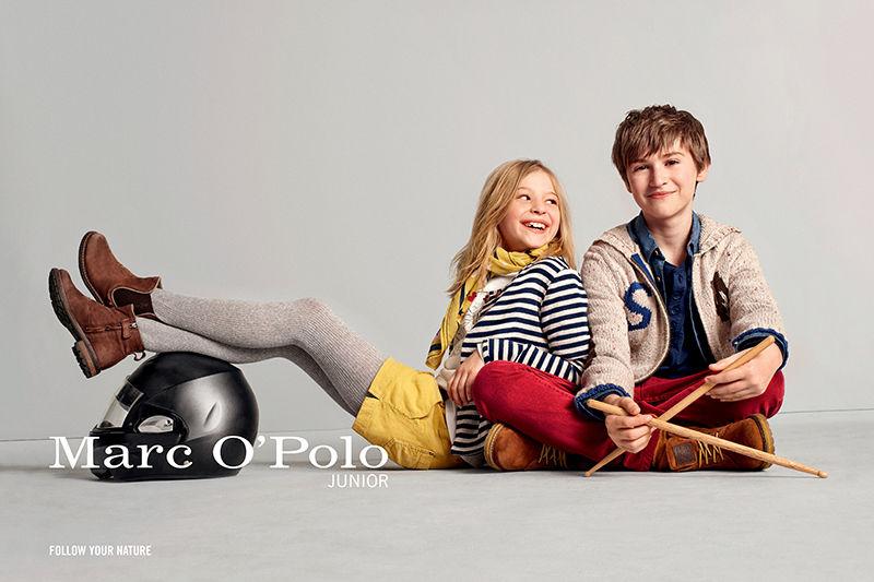 Немецкая детская одежда Marc O'Polo