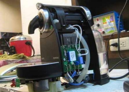 фото ремонта кофемашины Шоколадница