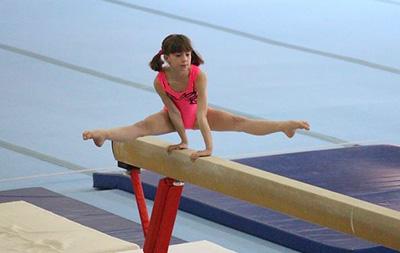 Фото напольное гимнастическое бревно
