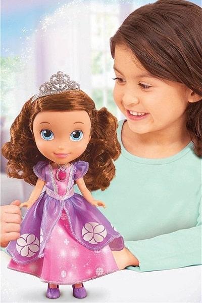 Кукла Принцесса София из  Дисней