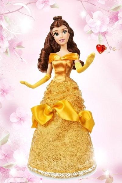 Кукла Белль Принцесса Диснея с кольцом