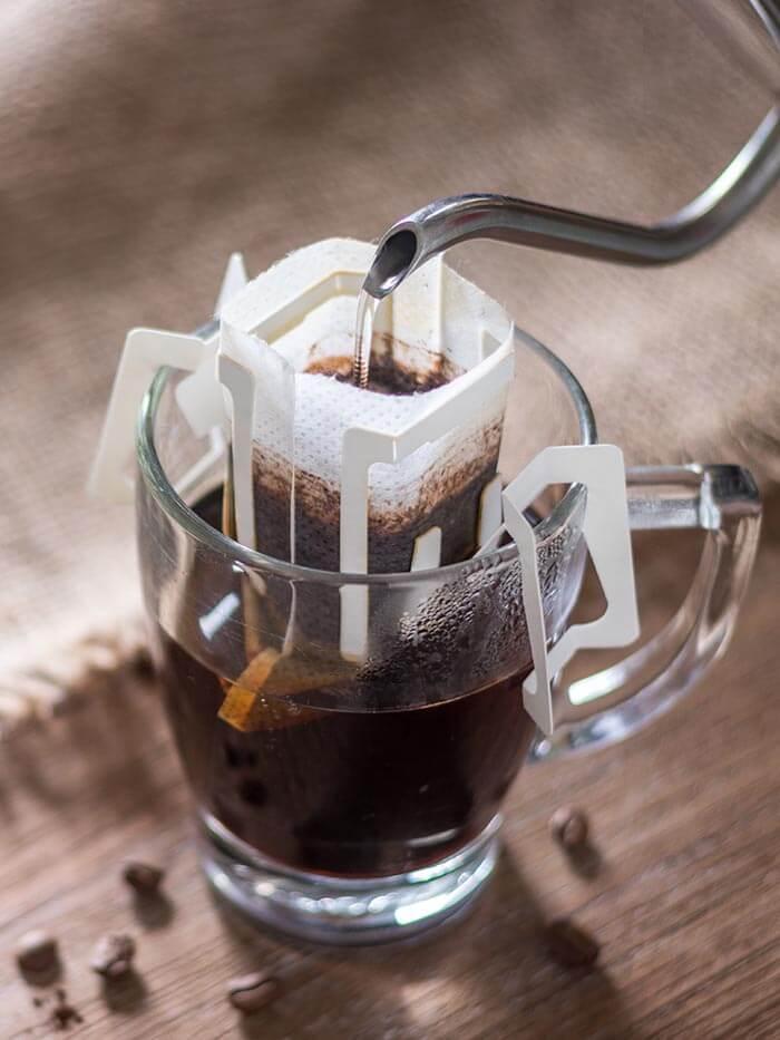 Кофе в дрип-пакетах