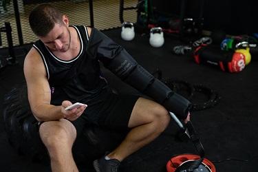 Массаж для спортсменов