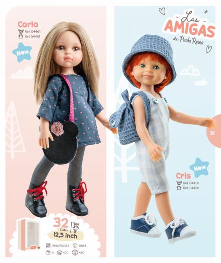 купить новую куклу паола рейна 2021