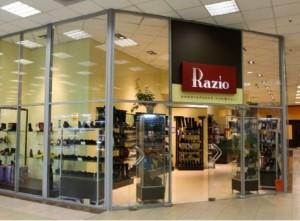 Салон обуви Razio