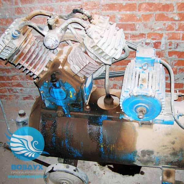 Диагностика Бежецкого компрессора С416М
