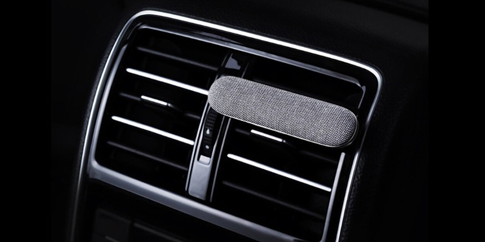 Ароматизатор воздуха в машину Xiaomi Guildford Aroma (dark-gray)