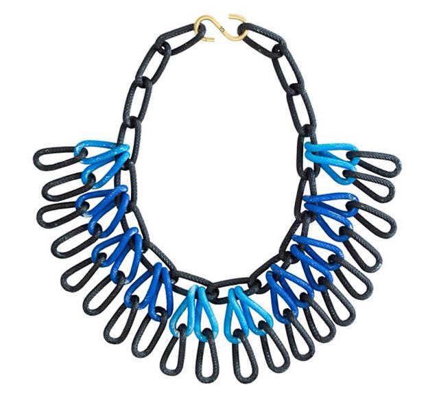 Массивное колье-цепь Wonder Necklace от Sister Sister