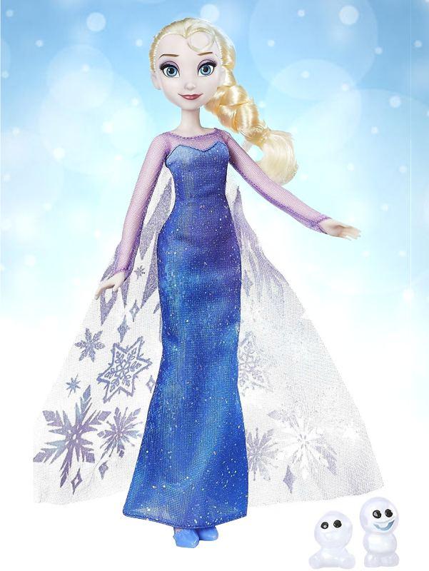 Кукла Эльза из Холодное сердце - серия Северное сияние