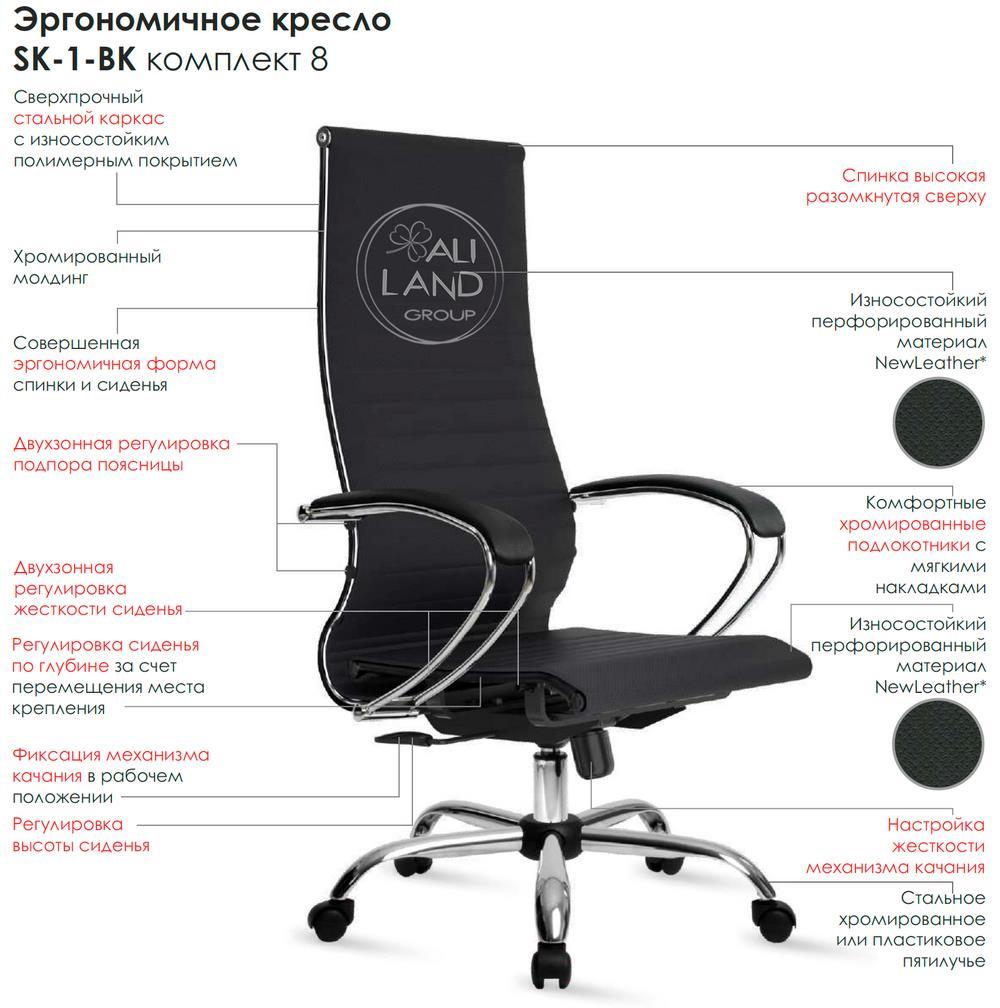 Особенности SK-1-BK комплект 8