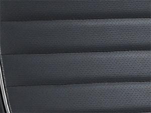 Вид обивки спинки - кожа перфорированная NewLeather