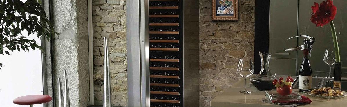 Дверь винного шкафа