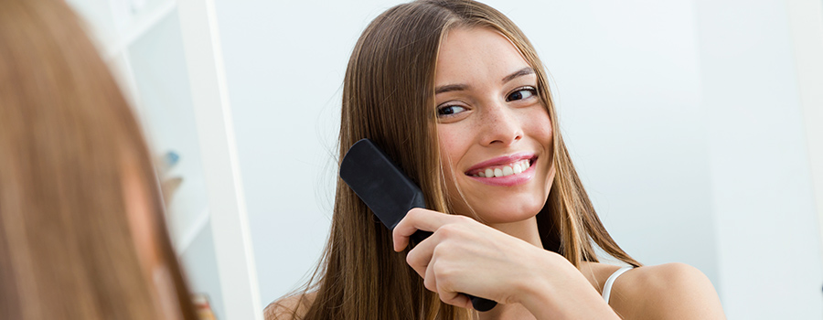 уход за тонкими волосам