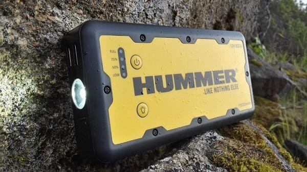 Пусковое устройство Hummer H1 для запуска двигателя автомобиля при разряженном аккумуляторе