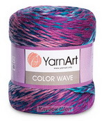 Color Wave (Yarnart) - фото