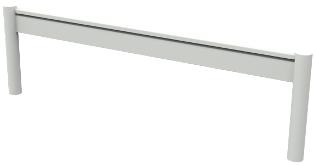 Надстройка 1тип Высота 355 мм.
