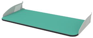 Полка 515x250