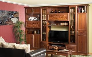 АЛЕКСАНДРИЯ Мебель для гостиной