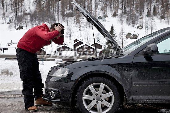 Причины неисправности двигателя автомобиля