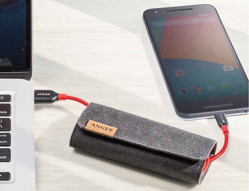 Anker PowerLine+ USB-C to USB-A 3.0