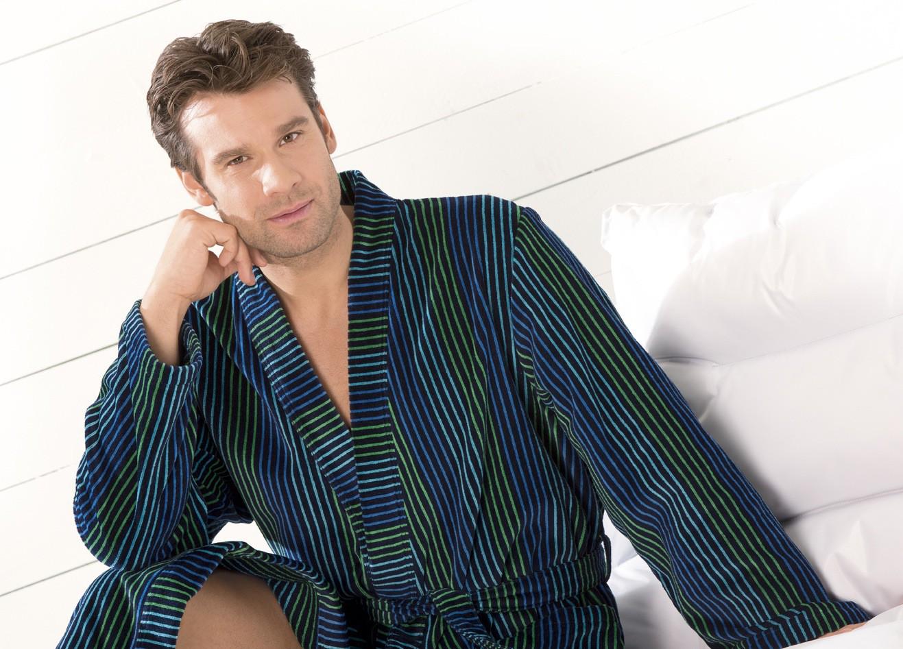 Как выбрать идеальный халат для настоящего джентльмена