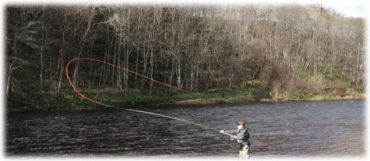 Рыбалка нахлыстом. Река Йоканьга.
