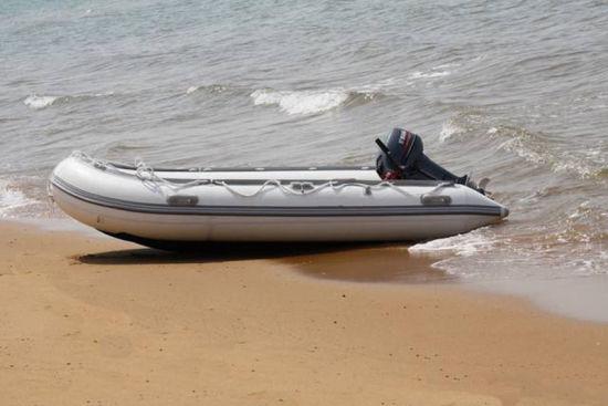 Лодка ПВХ надувная, под мотор