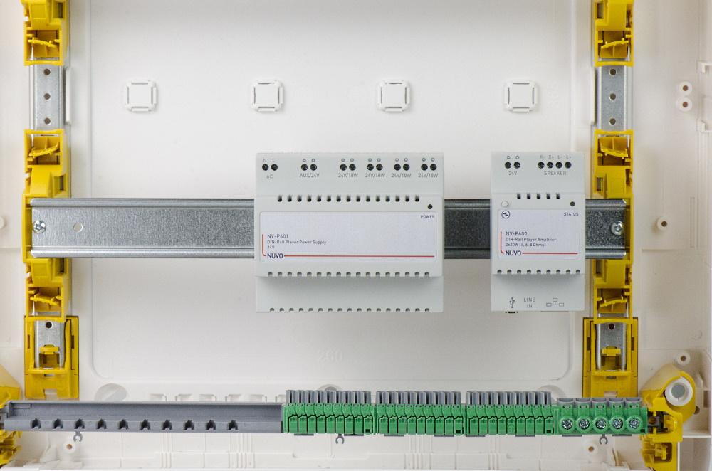 Сетевой плеер-усилитель NuVo NV-P600
