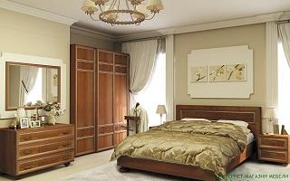 АЛЕКСАНДРИЯ Мебель для спальни