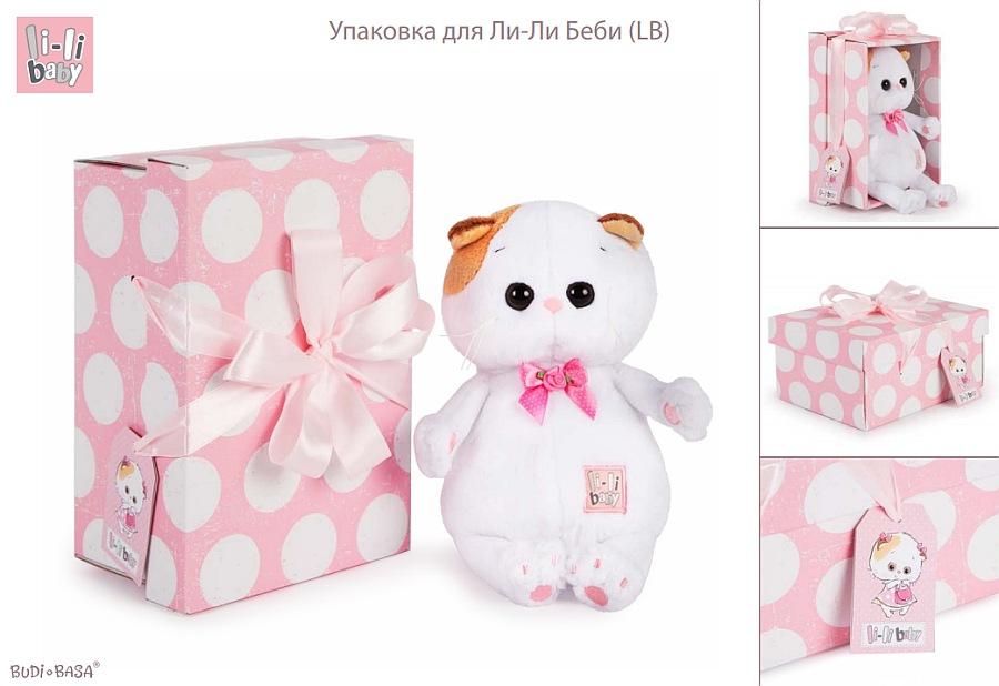 Упаковка игрушки Кошечка ЛиЛи BABY