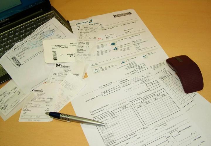 Обычного товарного чека для авансового отчета достаточно для подтверждения расходов