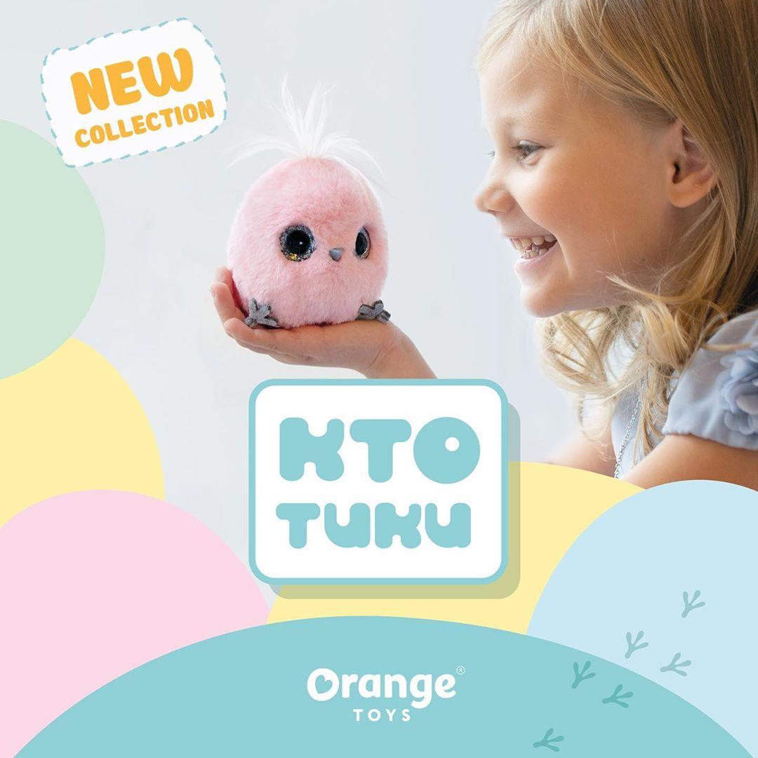 купить мягкие игрушки ктотики оранж тойс